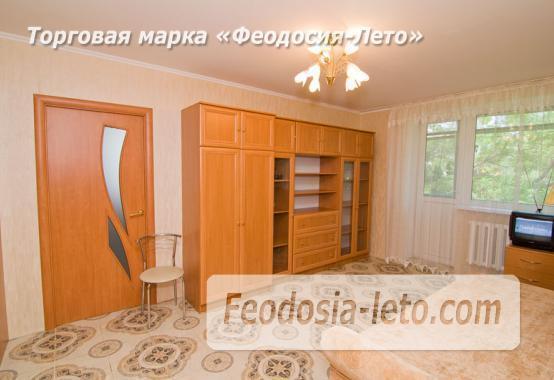 2 комнатная уютная квартира в Феодосии, улица Чкалова, 94 - фотография № 2