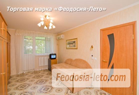2 комнатная уютная квартира в Феодосии, улица Чкалова, 94 - фотография № 3