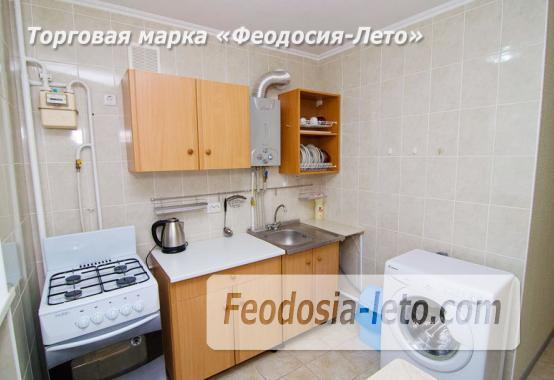 2 комнатная уютная квартира в Феодосии, улица Чкалова, 94 - фотография № 5