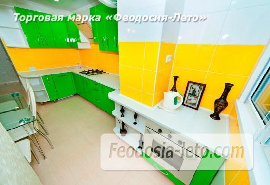 2 комнатная восхитительная квартира в Феодосии, улица Чкалова, 64 - фотография № 9