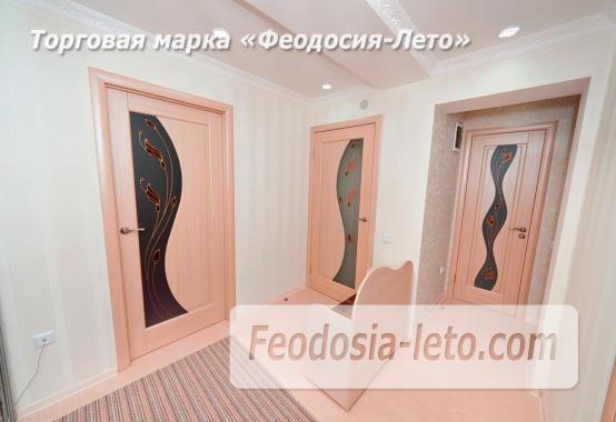 2 комнатная восхитительная квартира в Феодосии, улица Чкалова, 64 - фотография № 10