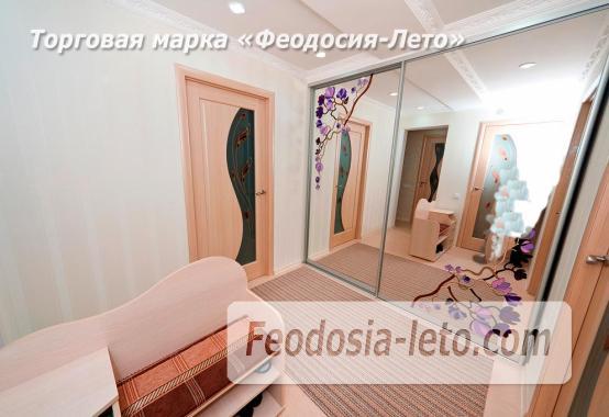 2 комнатная восхитительная квартира в Феодосии, улица Чкалова, 64 - фотография № 11