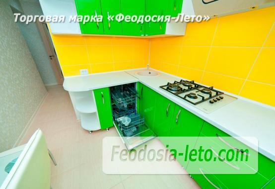 2 комнатная восхитительная квартира в Феодосии, улица Чкалова, 64 - фотография № 12