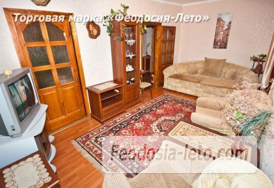 2 комнатная восхитительная квартира в Феодосии на улице Федько, 20 - фотография № 3