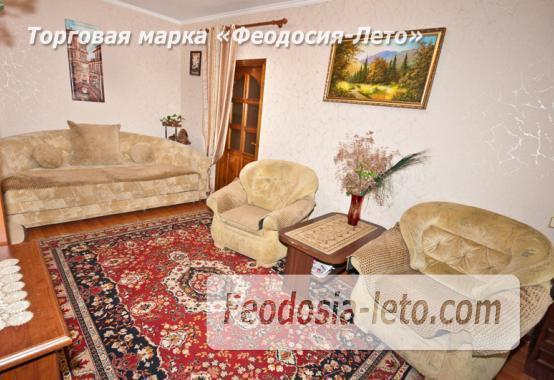 2 комнатная восхитительная квартира в Феодосии на улице Федько, 20 - фотография № 4