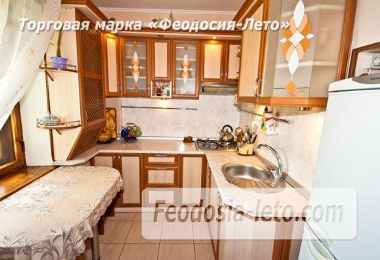 2 комнатная восхитительная квартира в Феодосии на улице Федько, 20 - фотография № 5