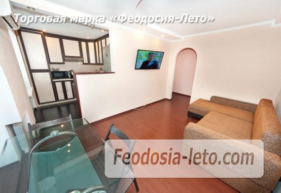 2 комнатная выгодная квартира в Феодосии, улица Энгельса, 35-А - фотография № 9