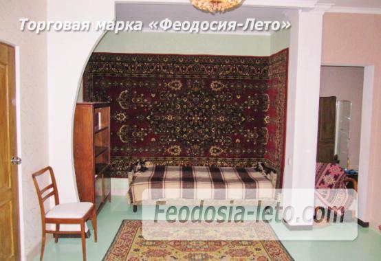 2 комнатная замечательная квартира на берегу моря в Феодосии - фотография № 3
