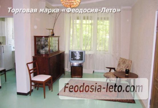 2 комнатная замечательная квартира на берегу моря в Феодосии - фотография № 4
