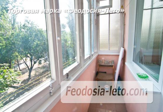 2 комнатная замечательная квартира в Феодосии на улице Галерейная, 11 - фотография № 14