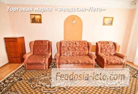 2 комнатная замечательная квартира в Феодосии на улице Галерейная, 11 - фотография № 6