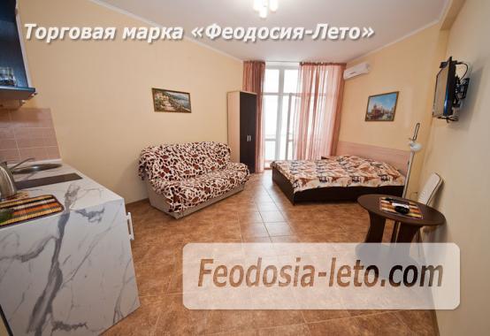 2 комнатные апартаменты в Феодосии с видом на море на Черноморской набережной, 1 - фотография № 1