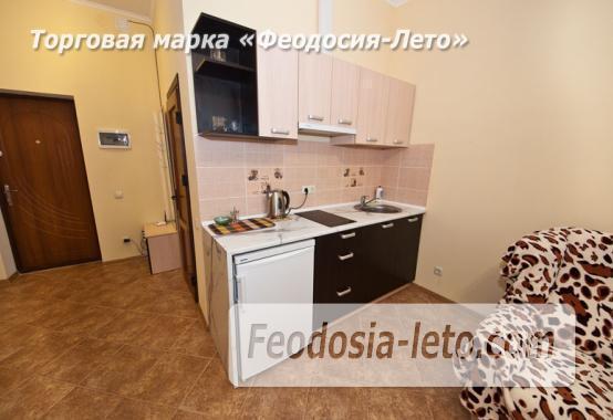 2 комнатные апартаменты в Феодосии с видом на море на Черноморской набережной, 1 - фотография № 5