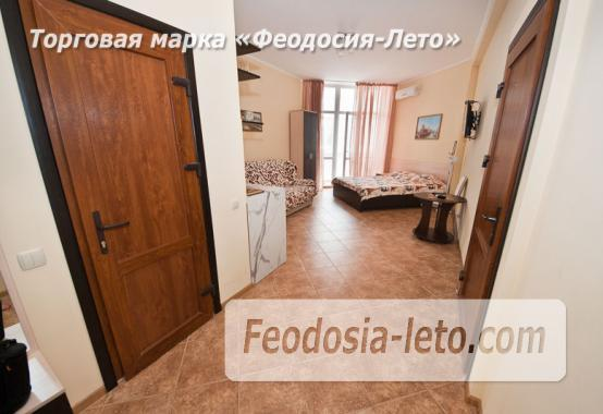 2 комнатные апартаменты в Феодосии с видом на море на Черноморской набережной, 1 - фотография № 6