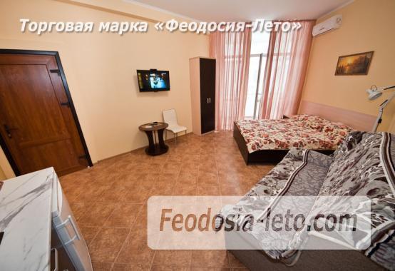 2 комнатные апартаменты в Феодосии с видом на море на Черноморской набережной, 1 - фотография № 15