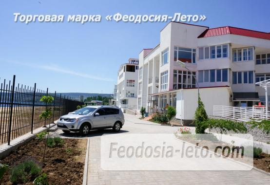 2 комнатные апартаменты в Феодосии с видом на море на Черноморской набережной, 1 - фотография № 20