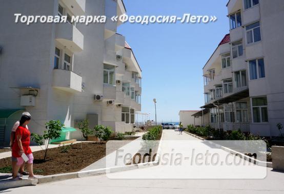 2 комнатные апартаменты в Феодосии с видом на море на Черноморской набережной, 1 - фотография № 21