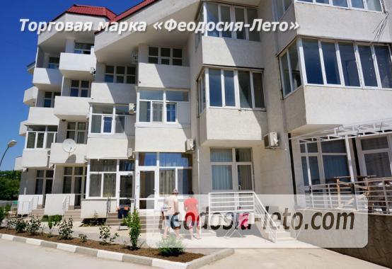 2 комнатные апартаменты в Феодосии с видом на море на Черноморской набережной, 1 - фотография № 25