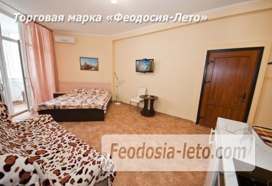 2 комнатные апартаменты в Феодосии с видом на море на Черноморской набережной, 1 - фотография № 4