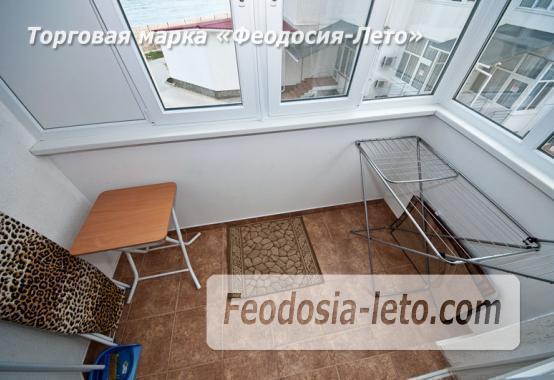 2 комнатные апартаменты в Феодосии с видом на море на Черноморской набережной, 1 - фотография № 9
