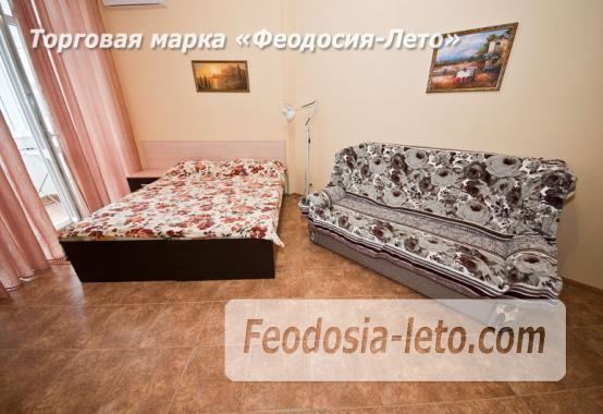 2 комнатные апартаменты в Феодосии с видом на море на Черноморской набережной, 1 - фотография № 12