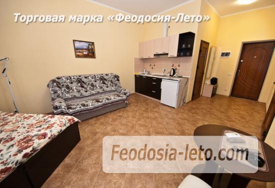 2 комнатные апартаменты в Феодосии с видом на море на Черноморской набережной, 1 - фотография № 13