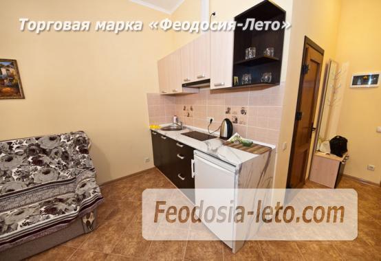 2 комнатные апартаменты в Феодосии с видом на море на Черноморской набережной, 1 - фотография № 14
