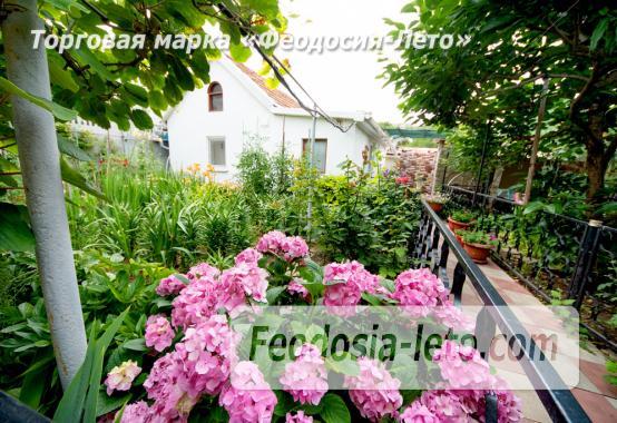 2 комнатный дом в Феодосии на переулке Полтавский - фотография № 1