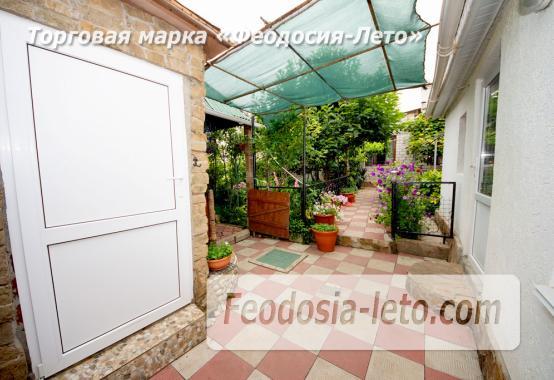 2 комнатный дом в Феодосии на переулке Полтавский - фотография № 13