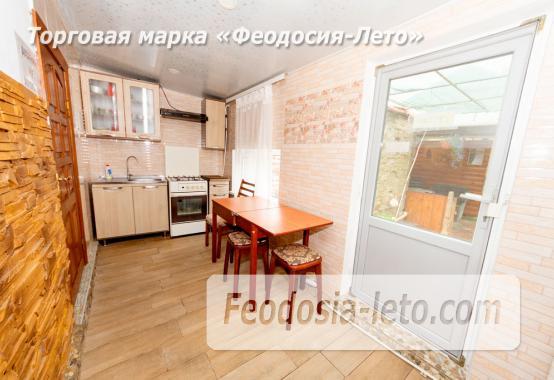 2 комнатный дом в Феодосии на переулке Полтавский - фотография № 6