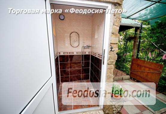 2 комнатный дом в Феодосии на переулке Полтавский - фотография № 14