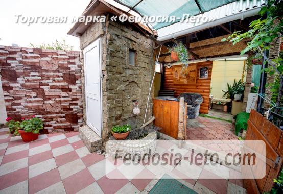 2 комнатный дом в Феодосии на переулке Полтавский - фотография № 15