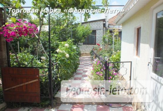 2 комнатный дом в Феодосии на переулке Полтавский - фотография № 16