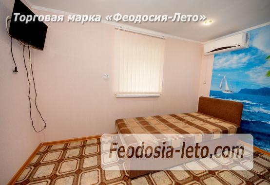 2 комнатный дом в Феодосии на переулке Полтавский - фотография № 3