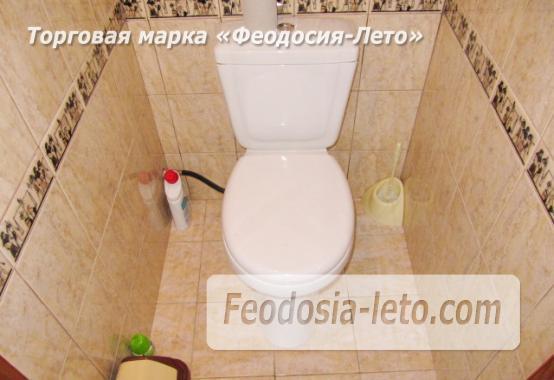 2 комнатный дом в Феодосии на 7-ом Профсоюзном проезде - фотография № 11