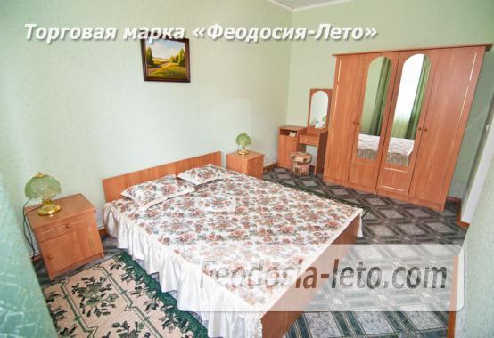2 комнатный дом на улице Черноморская в посёлке Береговое в Феодосии - фотография № 1