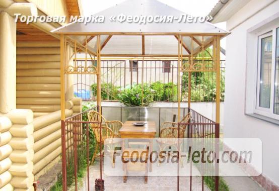 2 комнатный дом на улице Черноморская в посёлке Береговое в Феодосии - фотография № 3