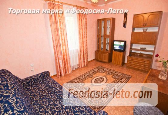 2 комнатный дом на улице Черноморская в посёлке Береговое в Феодосии - фотография № 6