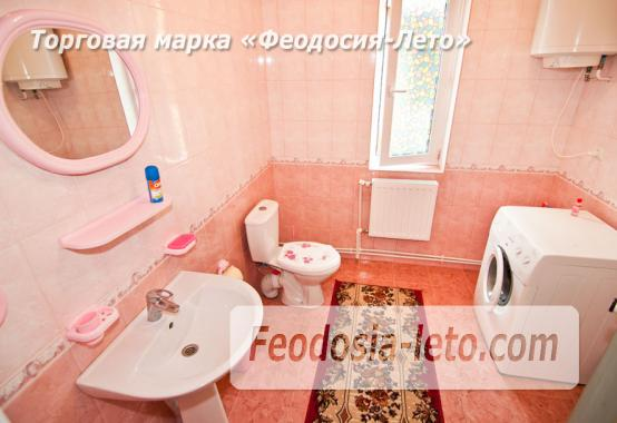 2 комнатный дом на улице Черноморская в посёлке Береговое в Феодосии - фотография № 11