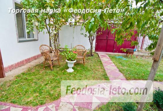 2 комнатный дом на улице Черноморская в посёлке Береговое в Феодосии - фотография № 12