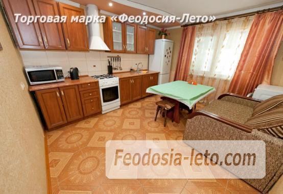 2 комнатный дом в г. Феодосия, улица Калинина. Рядом с песчаными пляжами - фотография № 4
