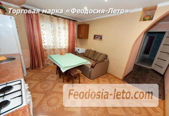 2 комнатный дом в г. Феодосия, улица Калинина. Рядом с песчаными пляжами - фотография № 6