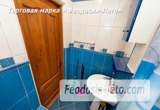 2 комнатный дом в г. Феодосия, улица Калинина. Рядом с песчаными пляжами - фотография № 12