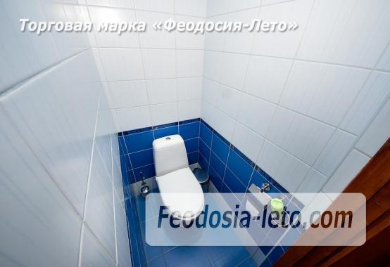 2 комнатный дом в г. Феодосия, улица Калинина. Рядом с песчаными пляжами - фотография № 13