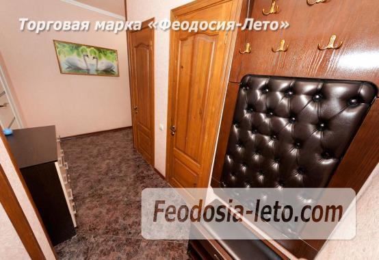 2 комнатный дом в г. Феодосия, улица Калинина. Рядом с песчаными пляжами - фотография № 15