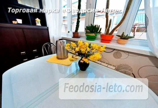 2 комнатный дом в Феодосии, улица Щебетовская - фотография № 3