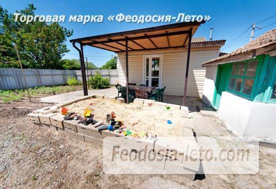 Отдельный 2 комнатный дом под ключ в г. Феодосия, улица Совхозная - фотография № 1