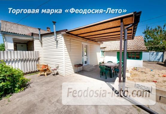 Отдельный 2 комнатный дом под ключ в г. Феодосия, улица Совхозная - фотография № 13
