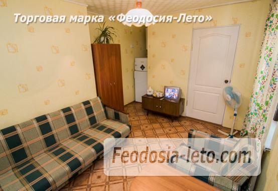 2 комнатный домик в Феодосии на улице Федько - фотография № 1