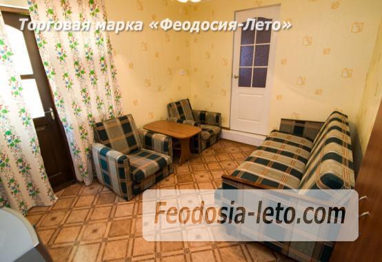 2 комнатный домик в Феодосии на улице Федько - фотография № 2